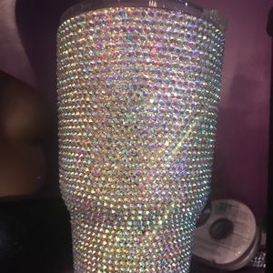 30oz crystalled tumbler